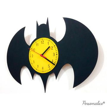 Relógio de Parede MDF Batman