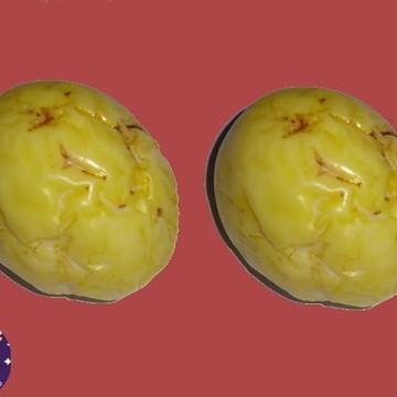 Sabonete Frutas Maracujá decoração