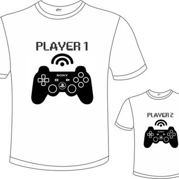 KIT PLAYER 1 PLAYER 2