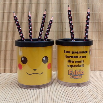 Porta Lápis Pokemon