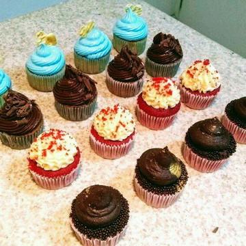 Cupcakes -Novos sabores