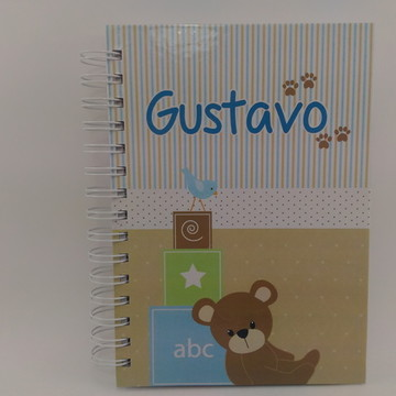 Agenda Personalizada 2019 Urso