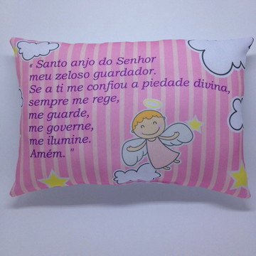 Almofada Santo Anjo Menina
