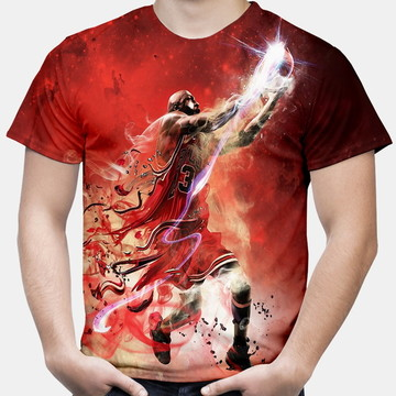 7ab0cd4f6c9 Camiseta Masculina Michael Jordan