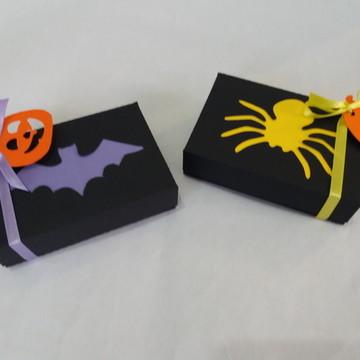 caixa festa halloween