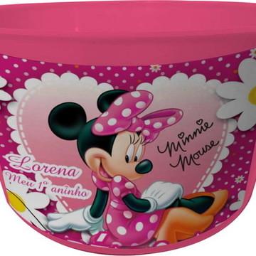 Balde de pipoca - Minnie