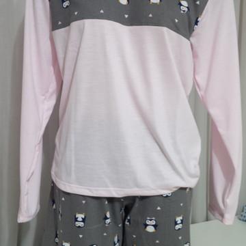 pijama de adulto