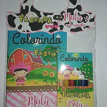 Kit Colorir