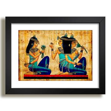 Quadro Egito Antigo Faraos Arte g5