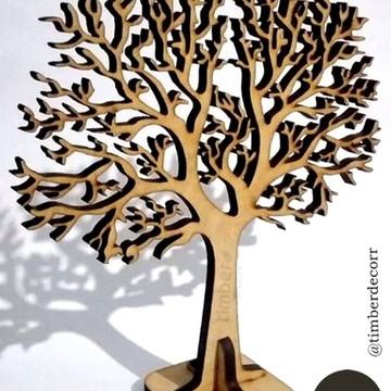 8de978904 Árvore Decorativa MDF - Árvore da Vida
