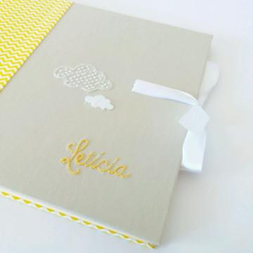 Livro de assinaturas maternidade