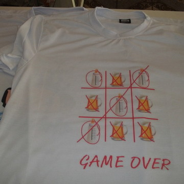 Camisetas Personalizadas!