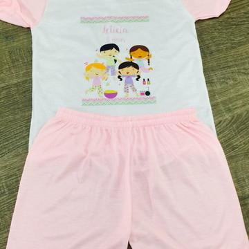 pijama personalizado
