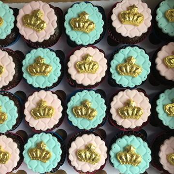 Cupcake | Majestade | Princesa | Príncipe
