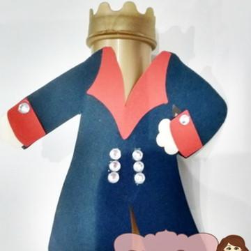 Tubete Coroa Pequeno Príncipe