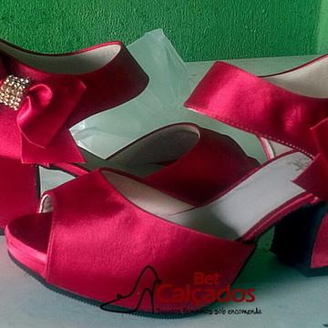 Calçado Modelo S Pink