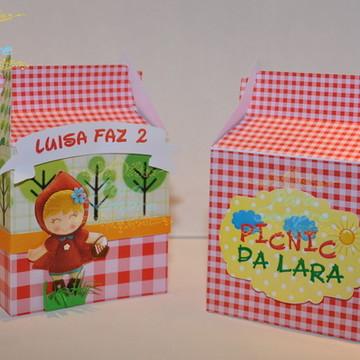 Caixa picnic G impressa