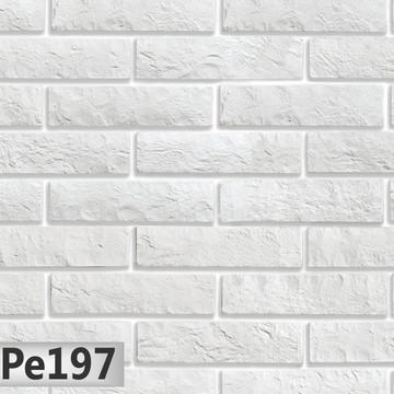 Adesivo Papel de Parede - Tijolo Branco