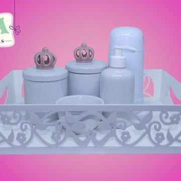 Kit Higiene do Bebê Coroa 006