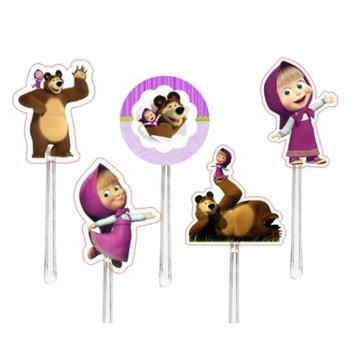 KIT para Docinho - Masha e o Urso