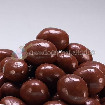 Amêndoas Confeitadas Chocolate 100und