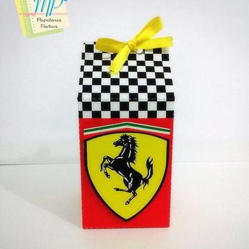 Caixa Milk Ferrari