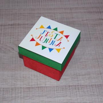 Caixa MDF - Festa Junina