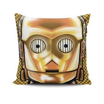 Capa de Almofada C3PO