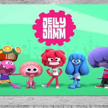 Painel Jelly Jamm - Frete Grátis