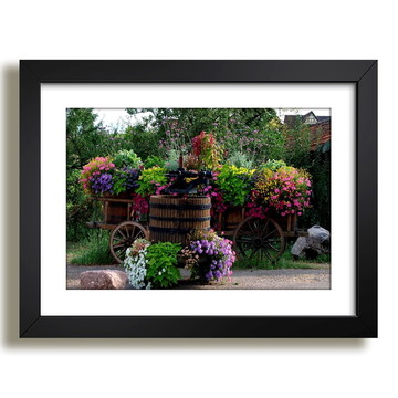 Quadro Plantas Arranjo Decorativo F36