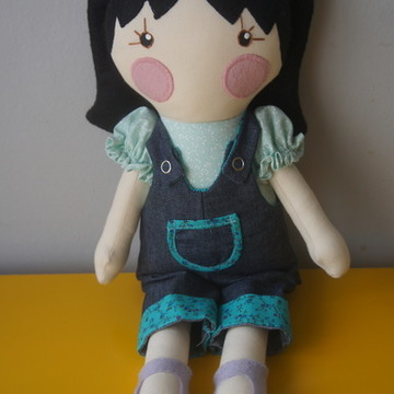 Boneca Serelepe Mel