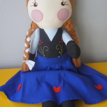 Boneca Serelepe Ana