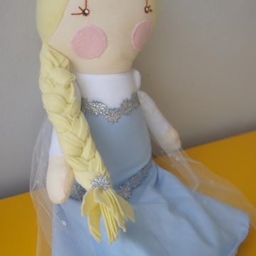 Boneca Serelepe Elsa
