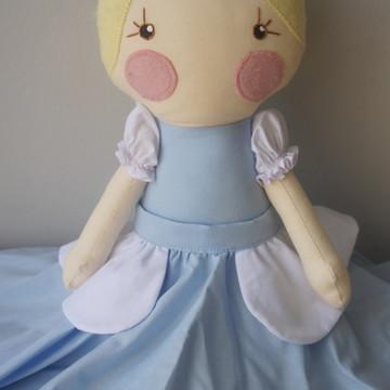 Boneca Serelepe Cinderela