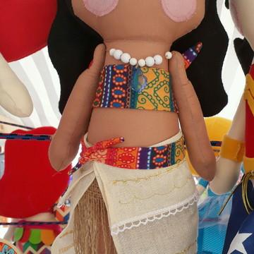 Boneca Serelepe Moana