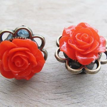 Alargador Arcos & Rosa Vermelha