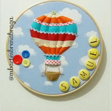 Quadro Bastidor de Balão