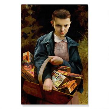 Quadro Canvas Eleven