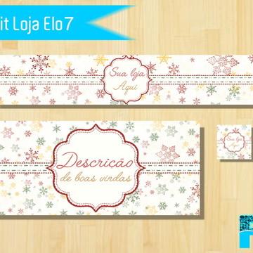 Kit Loja Elo7 - Modelo 1