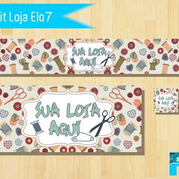 Kit Loja Elo7 - Modelo 2