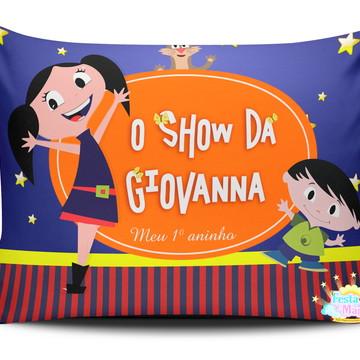 Almofada Personalizada Show da Luna