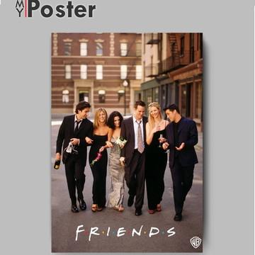 Poster série FRIENDS