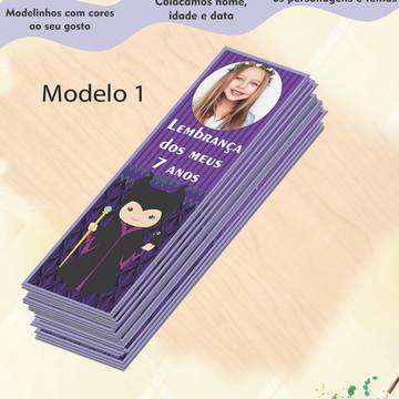 Marcador de Livro-Malevola