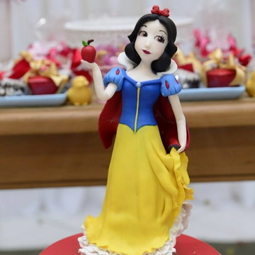 Branca de Neve (Action Figure)