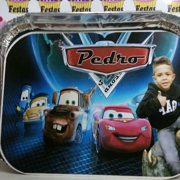 Marmitinha Carros Personalizada