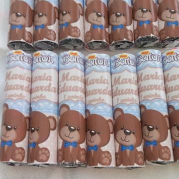 Chocolate Baton Ursinho