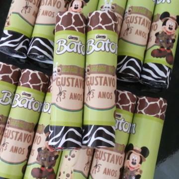 Chocolate Baton Safari
