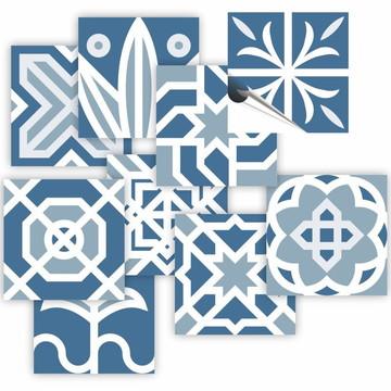 Azulejo Adesivo Kit Portugal