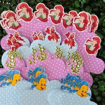 50 FORMINHAs docinhos lindas !!Ariel