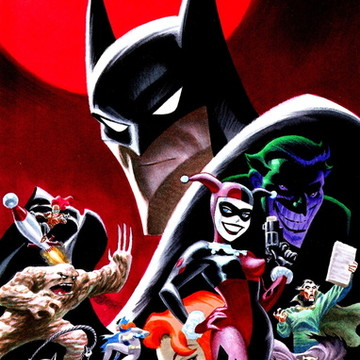 Pôster Filme / Heróis DC Comics